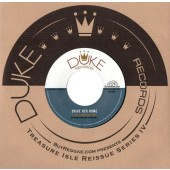 U-Roy & Hopeton Lewis 'Drive Her Home' + Versatiles 'I Love You My Baby'  7""