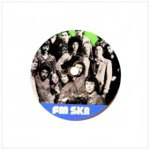 "V.A. 'FM Ska - Classic Rock Goes Jamaican'  7"" ltd. brown vinyl"