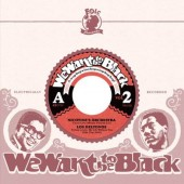 V.A. 'We Want To Be Black Vol.2'  7""