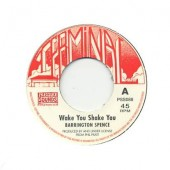 "Spence, Barrington 'Wake You Shake You' + 'Where Your Footsteps Led'  7"""