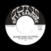 """Ackee & Saltfish 'Girl Behind The Counter' + 'Take A Ride'  7"""""""