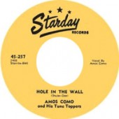 """Como, Amos And His Tune Toppers 'Hole In The Wall' + 'Heartbroken Lips'  7"""""""