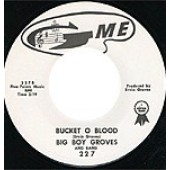 Bad Boys 'It's More Like Voodoo' + Big Boy Groves 'Bucket O' Blood'  7""