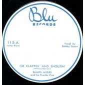 """Myers, Bumps 'I'm Clappin' And Shoutin'' + 'I'm Telling You Baby'  7"""""""