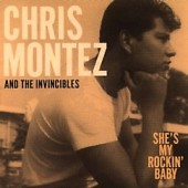 Montez, Chris & the Invincibles 'She's My Rockin' Baby' + 'Forgive Me'  7""