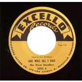 """Dixie Doodlers 'She Was All I Had' + 'Best Of Friends'  7"""""""