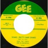 Curtis, Eddie 'Tex' 'Shake Pretty Baby Shake' + Jones, Oliver 'What I Say'  7""