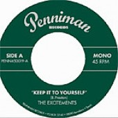 """Excitements 'Keep to Yourself' + 'Give It Back'  7"""""""