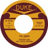 Fention And The Castle Rockers 'The Freeze' + David Dean's Combo 'Double Freeze'  7""
