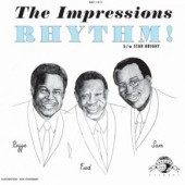 """Impressions 'Rhythm!' + 'Star Bright'  7"""""""