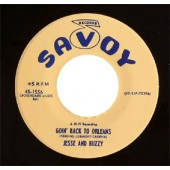 Jesse & Buzzy 'Goin' Back To Orleans' + Baby Face 'Red Headed Baby'  7""