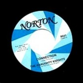 """The Knaughty Knights - 'Connection'  7"""""""
