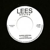 """Sterling, Lester 'Super Special' + 'Lester Special'  7"""""""