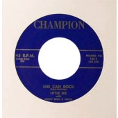 Little Ike 'She Can Rock' + 'I Am Losing You'  7""