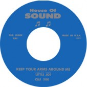 Little Joe 'Keep Your Arms Around Me' + 'Glamour Girl'  7""