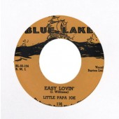 Little Papa Joe 'Looking For My Baby' + 'Easy Lovin''  7""
