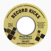 Milano Jazz Dance Combo 'Much More' + 'Sam Blues'  7""
