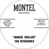 Nitehawks 'Boogie Chillun' +  Big Bo And The Arrows 'Well, Get It'  7""