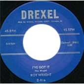 Wright, Roy 'Ho Haps' + 'I've Got It'  7""