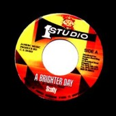 Scotty 'A Brighter Day' + 'Version'  jamaica 7""