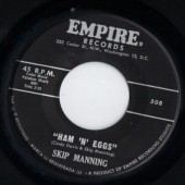 Manning, Skip 'Ham 'n' Eggs' + 'Devil Blues'  7""