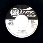 Sound Dimension 'Soul Joint' + Winston & Jerry 'All In The Game'  jamaica 7""