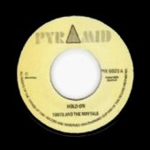 Toots & The Maytals 'Hold On' + Roland Alphonso 'On The Move'  jamaica 7""