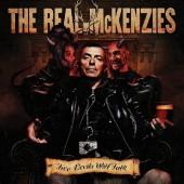 Real McKenzies 'Two Devils Will Talk' LP+mp3