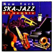 New York Ska Jazz Ensemble 'same'  CD