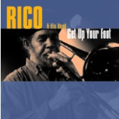 Rico & His Band 'Get Up Your Foot'  LP