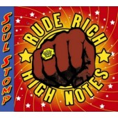 Rude Rich & The High Notes 'Soul Stomp'  CD