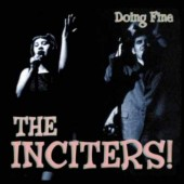 Inciters 'Doing Fine' CD