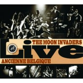 Moon Invaders 'Live At The AB Club'  CD