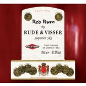 Rude & Visser a.k.a. Mr. Review 'Red Rum'  CD