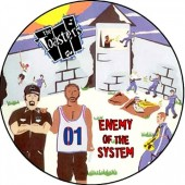Toasters 'Enemy Of The System Pic-LP'