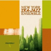 New York Ska Jazz Ensemble 'Properly' CD