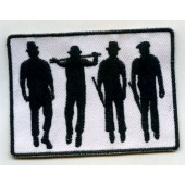 patch 'Clockwork Orange Droogies'