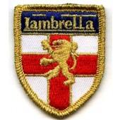 patch 'lambretta england'