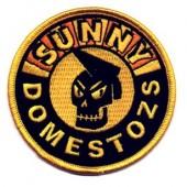 patch 'Sunny Domestozs - Skull'