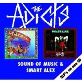 Adicts - 'Sound Of Music + Smart Alex'  CD