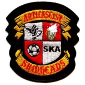 Patch 'Antifascist Skinheads'