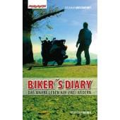 'Motoretta: Biker's Diary'  by Volkmar Grosswendt  Book