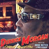 Morgan, Derrick 'Meets Rude Rich In Amsterdam'  CD