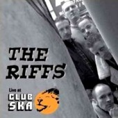 Riffs 'Live At Club Ska'  CD