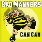 Bad Manners 'Can Can - Live'  CD + DVD