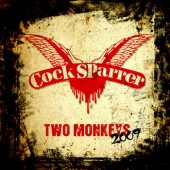 Cock Sparrer 'Two Monkeys 2009'  CD
