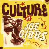 Culture 'At Joe Gibbs Box Set'  4-CD