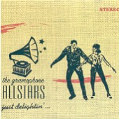Gramophone Allstars 'Just Delightin'...'  CD