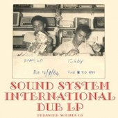 King Tubby & The Dynamites 'Sound System International Dub'  CD
