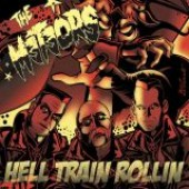Meteors 'Hell Train Rollin'  CD